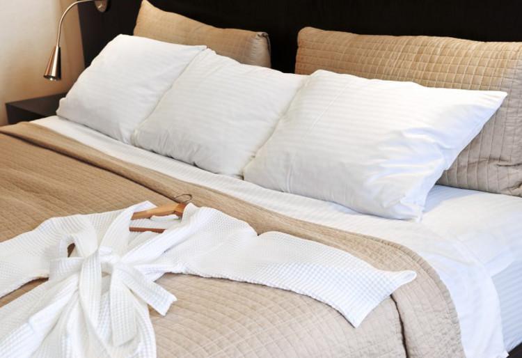 Bo bekvämt i våra trevliga rum